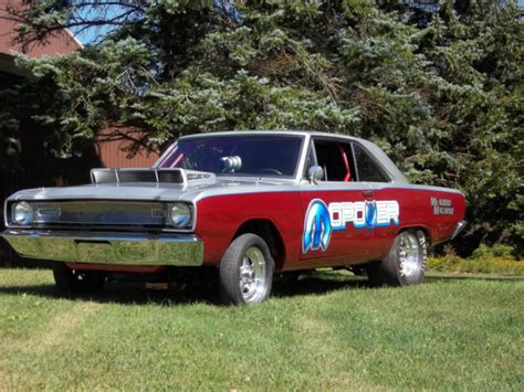 1967 dodge dart gt value 1967 dodge dart gt pro 500ci racing engine