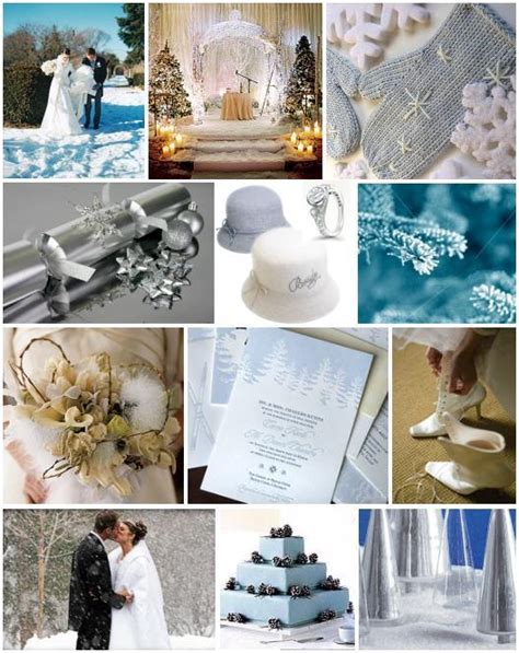 colour wedding themes ideas selecting the colors for your winter wedding