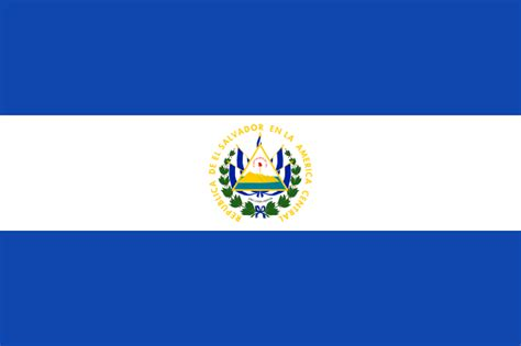 fileel salvador flagsvg wikimedia commons