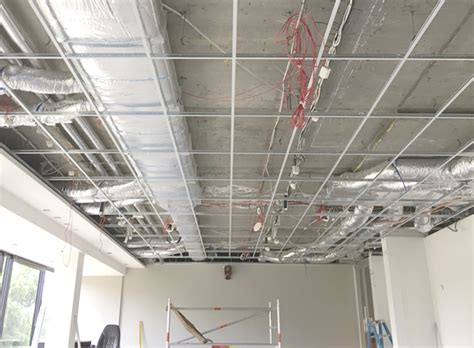 Ceiling Tile Systems by Suspended Ceilings Systems Drop Ceiling Contractors