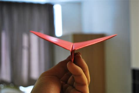 Paper Airplane Project: Long Distance Paper Glider A-paper