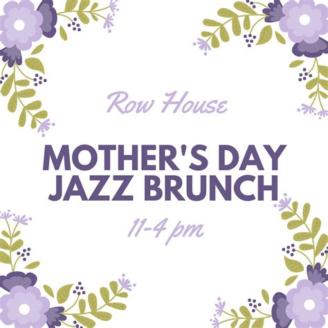 Brunch For S Day S Day Brunch Row House Harlem