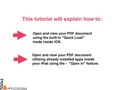 tutorial instagram pdf how to open pdf on ipad from mail