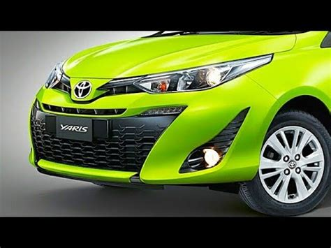 2018 toyota yaris hatchback | all new toyota yaris 2018