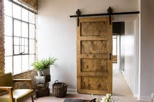 Black 6 8 ft rustic sliding barn door closet by thewhiteshanty