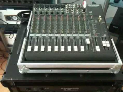 Power Lifier Ramsa bose 802iii sound test lake biwa 20110612 funnydog tv