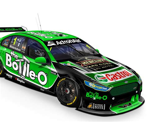 Mark Winterbottom   Supercars
