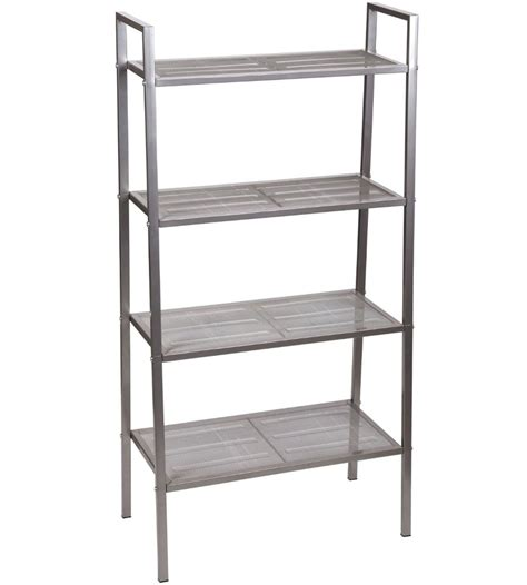 4 tier bookshelf in bookcases