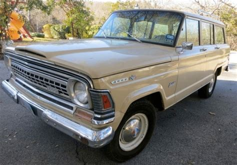 Jeep Wagoneers For Sale 1973 Jeep Wagoneer Bring A Trailer