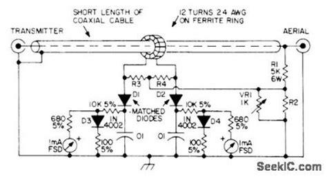 Power Watt Meter Rf 03 50 Watt Frekuensi Counter index 1267 circuit diagram seekic