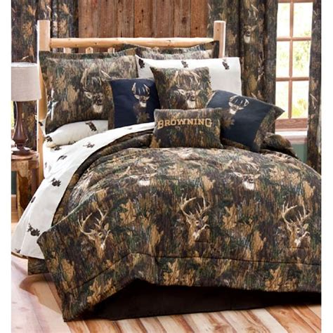 camo down comforter browning camo deer comforter sets by kimlor townhouse linens