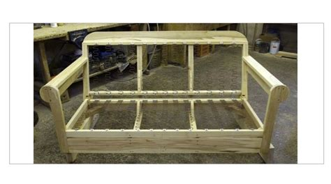 build a couch frame pdf diy sofa frame designs download sonoma arched pergola