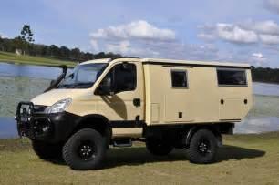 Expedition Camper   TravelTrucks