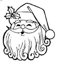 santa coloring sheets santa coloring pages 2017