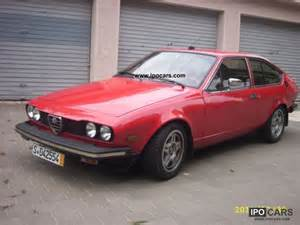 Alfa Romeo Gtv 1980 1980 Alfa Romeo Gtv Photos Informations Articles
