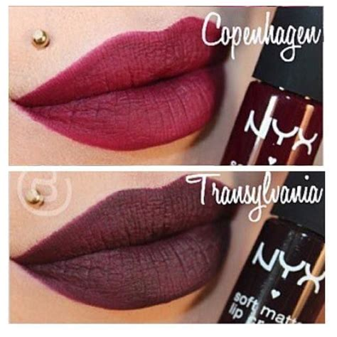 Lipstik Nyx Transylvania the 25 best ideas about transylvania nyx on
