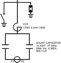 shunt reactor vs capacitor bank capacitor bank with series reactor