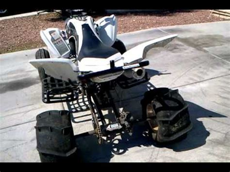 raptor 700 swing arm yamaha raptor 700 custom shock swing arm travel the