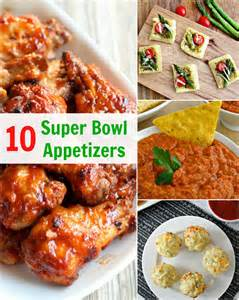 10 super bowl appetizers