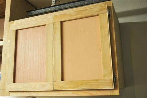 Diy Cabinet Doors Cheap How To Build Shop Cabinet Doors On The Cheap Made Diy Crafts For Keywords Diy