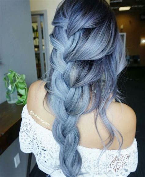 Fading Wisker Soft Blue 10 images about modish hairstyles on ponytail styles summer hairstyles and
