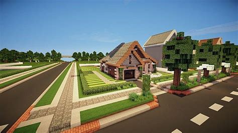 minecraft realistic house realistic houses minecraft project