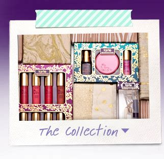Tarte Of Giving Limited Edition Makeup Gift Set Collectors tarte cosmetics makeup cosmetics products