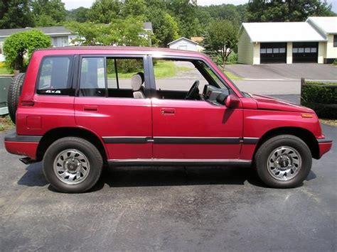 Suzuki Sidekick 1994 Jordantichnell 1994 Suzuki Sidekick Specs Photos