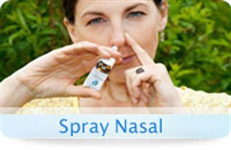 agua con sal para la nariz spray nasal con soluci 243 n de sal marina alergia respiratoria