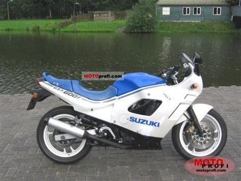 1989 Suzuki Katana 600 1989 Suzuki Gsx 600 F Moto Zombdrive