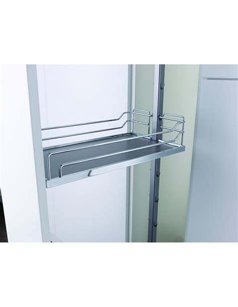 kesseböhmer base cabinet pull out storage 400mm kessebohmer tall larder arena baskets kitchens