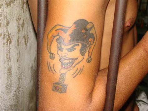 tattoo matador de policia preso suspeito de matar adolescente na lagoa gazetaweb