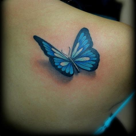 tattoo 3d butterfly 3d butterfly tattoo