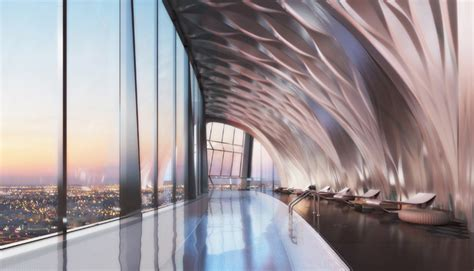 designboom one thousand museum zaha hadid one thousand museum in miami foundations laid