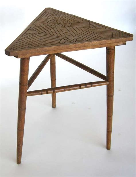 Scandinavian Table L by Swedish Side Table At 1stdibs