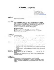 Resume Sample Teenager resumes for teens student resume template