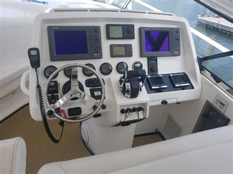 intrepid boats 475 sport yacht for sale 2006 used intrepid 475 sport yacht repowered express
