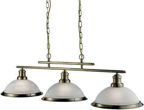 Kitchen Bar Pendant Lights Bistro Retro Antique Brass 3 L Kitchen Pendant Light