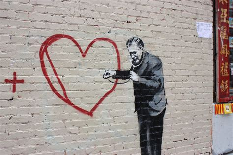 Artist Biography Meaning | 15 life lessons from banksy street art that will leave you
