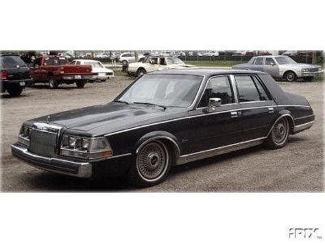 how it works cars 1984 lincoln continental parental controls 1984linc 1984 lincoln continental specs photos modification info at cardomain