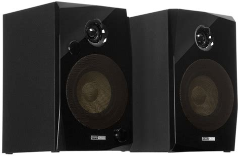 sond audio active bookshelf speakers ebuyer