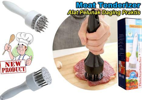 Tenderizer Alat Pelembut Daging tenderizer alat pelunak daging meattenderizer alatpelunakdaging jual aneka barang unik