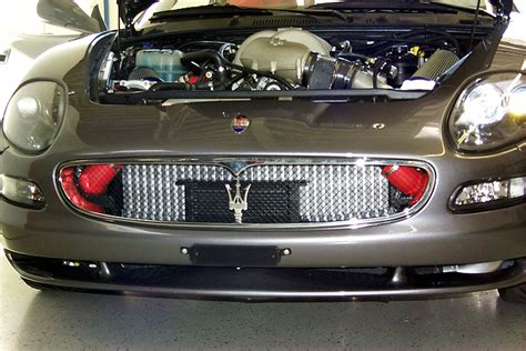 maserati gransport kit ttp qp supercharger 150hp available for gt