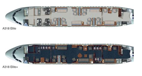 Air Force One Floor Plan by Vvip Aviation
