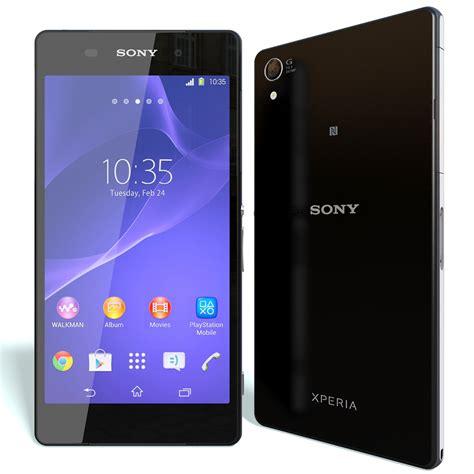 Dus Sony Experia Z2 sony xperia z2 d6503 4g lte black techno trading house techno trading house