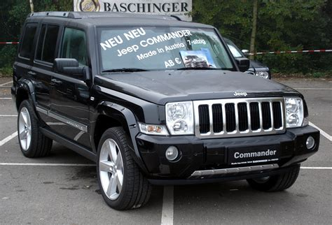 used jeep commander image gallery jeep commander