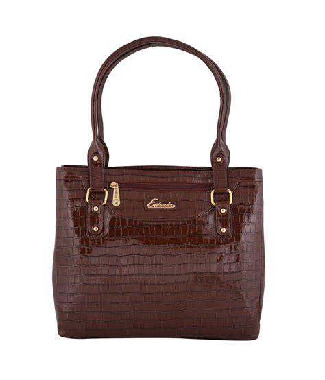 Womens Handbag Brown esbeda brown womens handbag buy esbeda brown womens