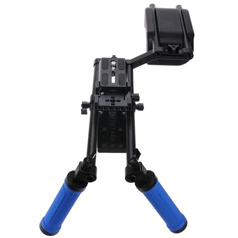 Kit Shoulder Rig Mount Stabilizer camcorder dslr stabilizer shoulder mount support