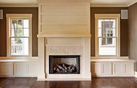 fireplace hearth bench love the bench seat with storage on both sides of