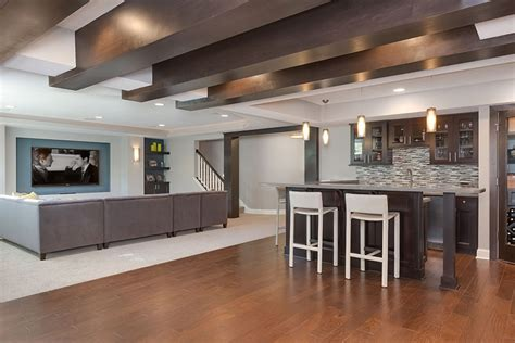 modern contemporary basement design build remodel modern virginia ave basement finished basement company